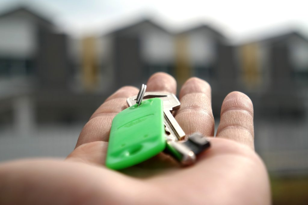 Holding keys to a house as excluded property in BC's Family Law court