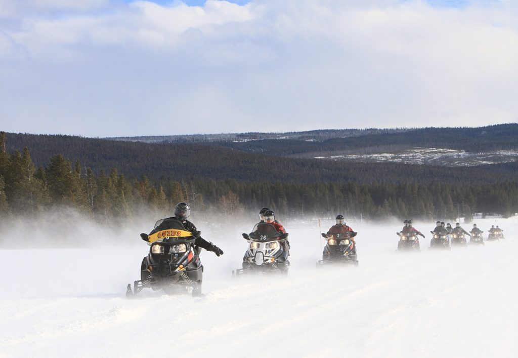 Snowmobile driver found liable for damages suffered
